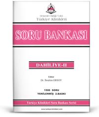 Türkiye Klinikleri Soru Bankası Serisi  DAHİLİYE-II 1506 Soru
