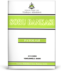 Türkiye Klinikleri Soru Bankası Serisi  PATOLOJİ 2113 Soru