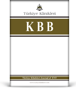 Turkiye Klinikleri Journal of ENT