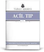 Turkiye Klinikleri Journal of Emergency Medicine-Special Topics