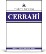 Turkiye Klinikleri Journal of Surgery