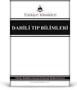 Turkiye Klinikleri Journal of Internal Medical Sciences