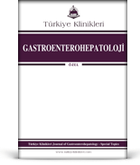 Turkiye Klinikleri Journal of Gastroenterohepatology Special Topics