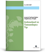 Journal of Traditional Medical Complementary Therapies