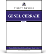 Turkiye Klinikleri Journal of General Surgery Special Topics
