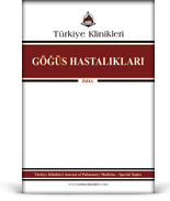 Turkiye Klinikleri Journal of Pulmonary Medicine Special Topics