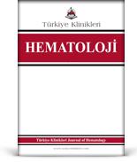 Türkiye Klinikleri Hematoloji Dergisi