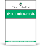 Turkiye Klinikleri Journal of Gynecology and Obstetrics