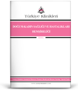 Turkiye Klinikleri Obstetric-Women's Health and Diseases Nursing - Special Topics