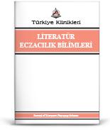 Literatür Eczacılık Bilimleri Dergisi