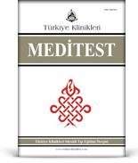 Türkiye Klinikleri Meditest Dergisi