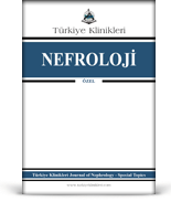 Turkiye Klinikleri Journal of Nephrology Special Topics