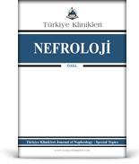 Türkiye Klinikleri Nefroloji Özel Dergisi