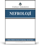 Turkiye Klinikleri Journal of Nephrology