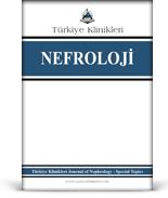 Türkiye Klinikleri Nefroloji Dergisi