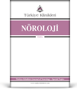 Turkiye Klinikleri Journal of Neurology Special Topics