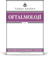 Turkiye Klinikleri Ophthalmology - Special Topics