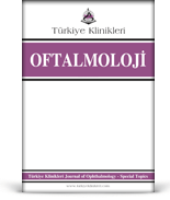 Turkiye Klinikleri Journal of Ophthalmology