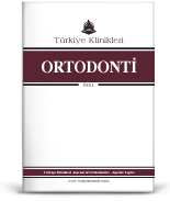 Türkiye Klinikleri Ortodonti Özel Dergisi