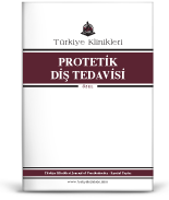 Turkiye Klinikleri Journal of Prosthodontics-Special Topics