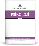 Turkiye Klinikleri Psychology - Special Topics