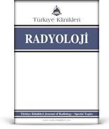 Turkiye Klinikleri Journal of Radiology