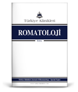Turkiye Klinikleri Journal of Rheumatology Special Topics