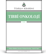 Turkiye Klinikleri Journal of Medical Oncology Special Topics