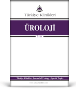 Turkiye Klinikleri Journal of Urology Special Topics