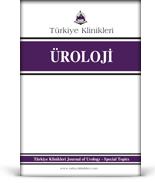 Türkiye Klinikleri Üroloji Dergisi - Arşiv