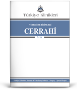 Turkiye Klinikleri Veterinary Sciences-Surgery - Special Topics