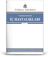 Turkiye Klinikleri Veterinary Sciences- Internal Medicine - Special Topics