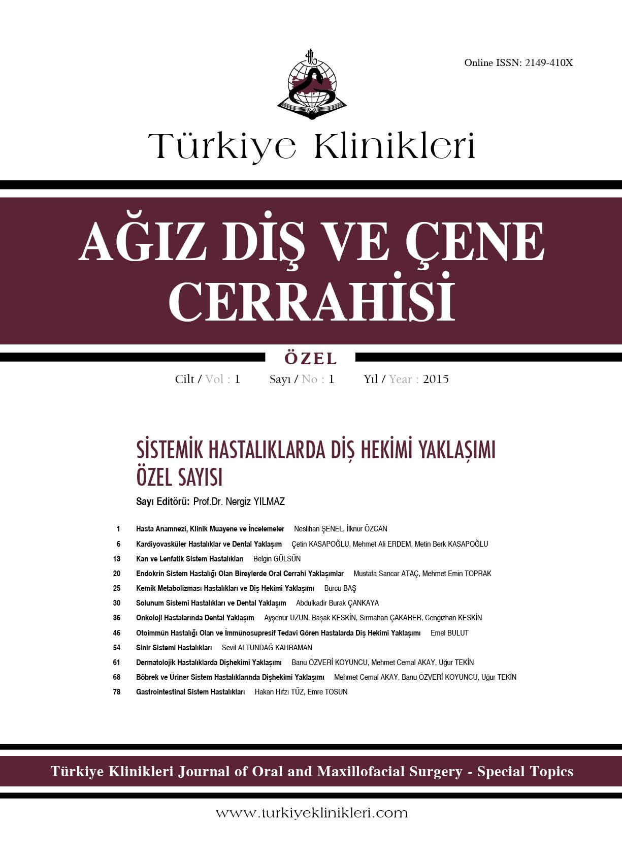 journal of oral maxillofacial surgery: