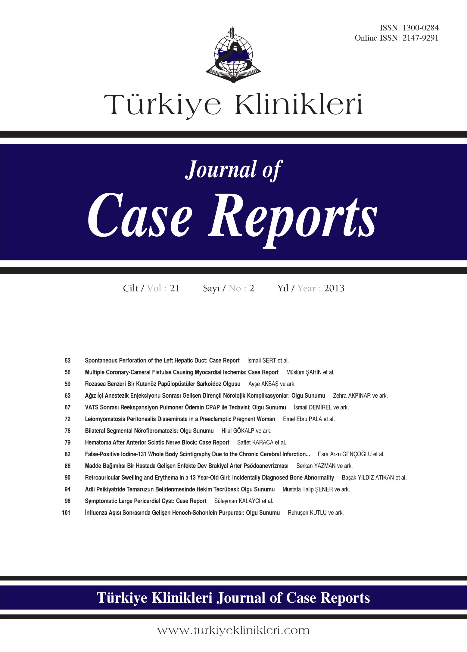 case report 2 2 case reports should describe an original observation concerning diagnosis,  treatment or both  case reports should be sent by email to mircim secretariat .